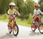 apprendre aux enfants à faire du vélo