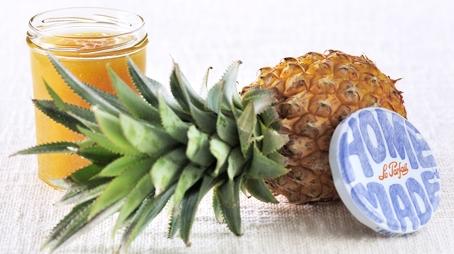 compote ananas