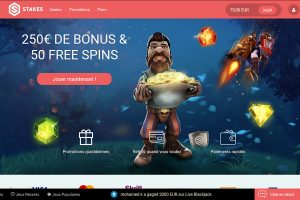 stakes casino test